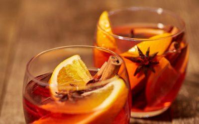 Spannende Weihnachtsgetränke für Ihr Event